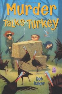 Murder Talks Turkey by Deb Baker