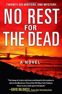 No Rest for the Dead by David Baldacci (Introduction)
