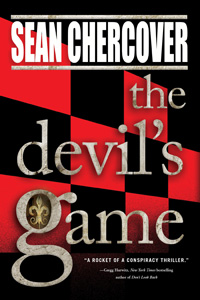 The Devil's Game by Sean Chercover