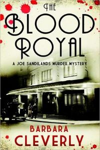 The Blood Royal by Barbara Cleverl