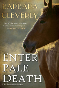 Enter Pale Death by Barbara Cleverly