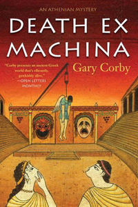 Death Ex Machina by Gary Corby