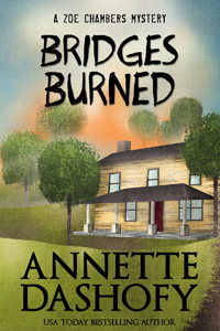 Bridges Burned by Annette Dashofy