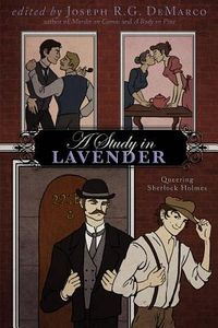 A Study in Lavender by Joseph R. G. DeMarco, editor