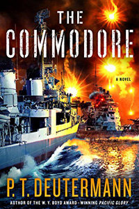 The Commodore by P. T. Deutermann
