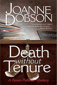 Death Without Tenure by Joanne Dobson