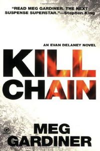 Kill Chain by Meg Gardiner