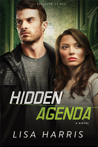 Hidden Agenda by Lisa Harris