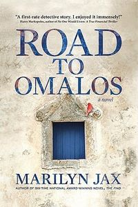 Road to Omalos by Marilyn Jax
