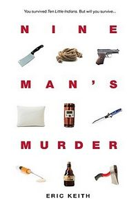 Nine Man's Murder by Eric Keith