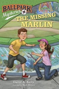 The Missing Marlin by David A. Kelly