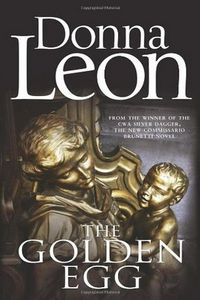 The Golden Egg by Donna Leon