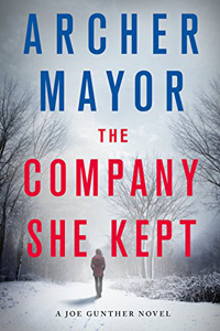 The Company She Kept by Archer Mayor
