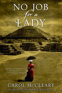 No Job for a Lady by Carol McCleary