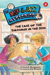 The Case of the Diamonds in the Desk by Lewis B. Montgomery