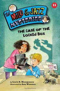 The Case of the Locked Box by Lewis B. Montgomery
