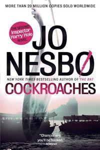 Cockroaches by Jo Nesbø