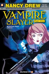 Vampire Slayer: Part One by Stefan Petrucha and Sarah Kinney