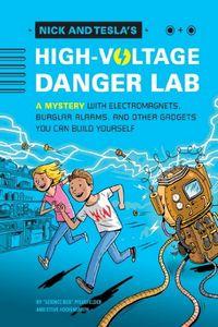 High-Voltage Danger Lab by