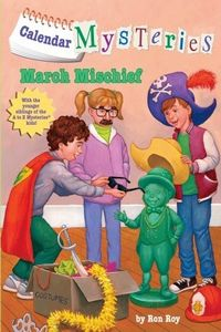 March Mischief by Ron Roy
