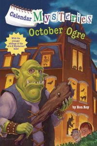 October Ogre by Ron Roy