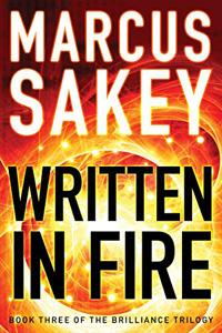 Written in Fire by Marcus Sakey
