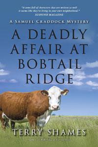 A Deadly Affair at Bobtail Ridge by Terry Shames