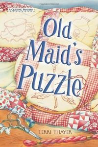 Old Maid's Puzzle by Terri Thayer