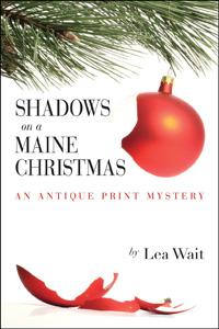 Shadows on a Maine Christmas by Lea Wait